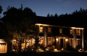 Outdoor Walkway Lights by Tudor Hulubei Photography House With Lights Maine Usa Light House