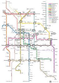 Madrid Subway Map by Subway Map Mexico City My Blog