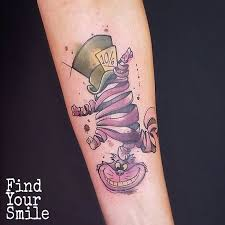 best 25 cheshire cat tattoo ideas on pinterest cheshire cat
