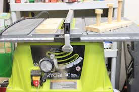 can you use a table saw as a jointer help with ryobi 10 table saw with portable stand the home depot