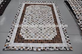 patchwork cowhide rugs patchwork cowhide rugs suppliers and
