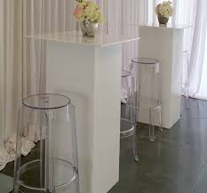 Pedestal Bar Table Led Pedestal Bar Table Dfw Lounge Rentals Luxury Event Rentals