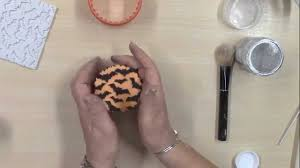 halloween bats cupcake topper youtube
