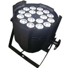 american dj led lights american dj led par dmx 18x10w led par can stage lighting disco
