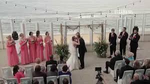 weddings at oceanaire resort hotel in virginia beach youtube