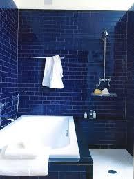 blue tile bathroom ideas wonderful blue impressive 15 best cobalt bath images on