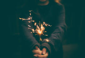 hand wallpaper person holding sparkler fireworks free image peakpx