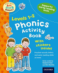 Activity Book For Children 1 6 Oxford Pdf Oxford Reading Tree Read With Biff Chip And Kipper