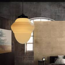 Milk Glass Pendant Light Deco Glass Pendant Light Tudo And Co Tudo And Co