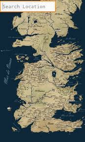 Map Of Westeros World by Westeros Map 2 1 For Android Download