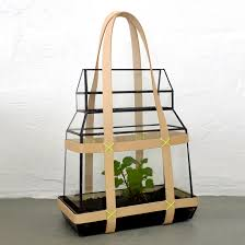 tumi meets the terrarium with u0027greenhouse to go u0027 mnn mother