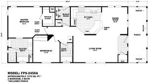 floor plans with porches floor plan fps 2458a front porch series durango homes built