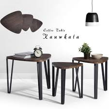 brown coffee table set cast and iron end tables 20 awesome inspiration for you the urban