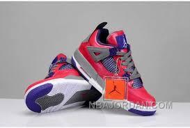 jordan shoes black friday http www nbajordan com nike air jordan 4 womens pink purple grey