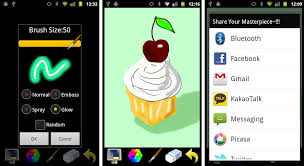 paint for android best android apps for freehand drawing or doodling android authority
