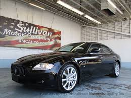 maserati quattroporte 2011 new and used maserati quattroporte for sale motorcar com