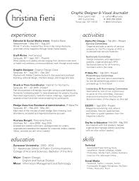 Two Column Resume Uncategorized Gra 217 1 Rasterizers Page 16