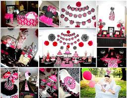 minnie mouse 1st birthday party ideas minnie mouse birthday party ideas photo 1 of 45 catch my party