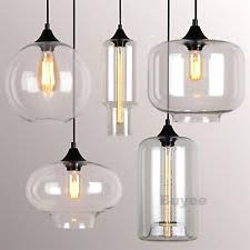 Clear Pendant Lights Glass Shades For Ceiling Lights Lightings And Lamps Ideas