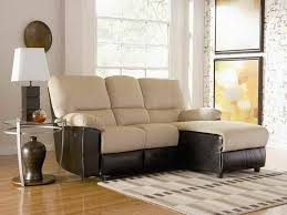 Sectional Sofa Small by Sofas For Small Spaces Sectional Sofas With Recliners For Small