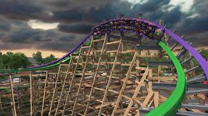 Six Flag Los Angeles Meet The Latest Contender For Best New Roller Coaster Of 2016