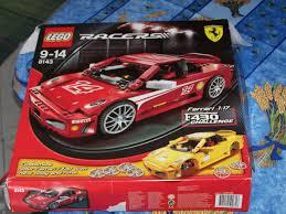 lego technic ferrari description du set lego racers ferrari 8143 freelug french