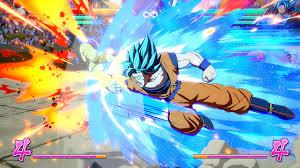 dragon ball fighterz u0027 maxes power level super saiyan