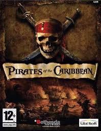 pirates caribbean video game