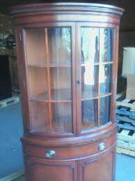 Corner China Cabinet Hutch Corner China Cabinets For Sale Best China Cabinet Pinterest