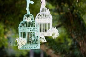 Bird Cage Decor Wedding Wednesday Birdcage Decor Birdcage Wedding Decor