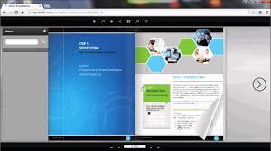Online Portfolio Resume by Fliphtml5 Online Resume Portfolio Maker Easily Turns Pdf To