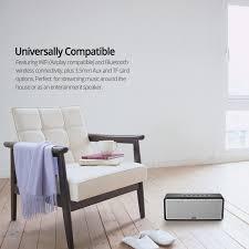 Living Room Bluetooth Speakers Amazon Com Bluetooth Speakers 2 1 Channel Wifi Speakers With