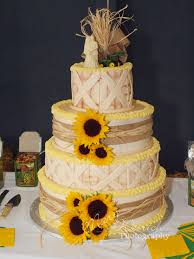 john deere country tractor fall wedding cake i had pin this