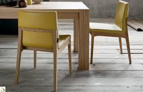 sedie pelle sedia design da soggiorno rocci arredo design