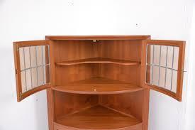 Mid Century Corner Cabinet Danish 1950s Corner Cabinet Danish Homestore