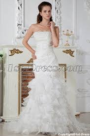 how much does a mermaid wedding dress cost online