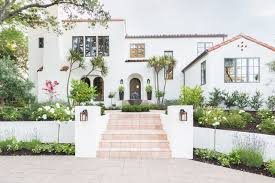 spanish revival homes a spanish revival home s neglected exterior gets a modern makeover