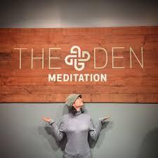 den meditation studio tour the den meditation los angeles