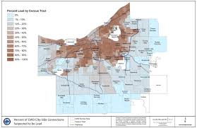 Lakewood Ohio Map by Cleveland Water Releases Information On Pipes That Are U0027likely U0027 Or