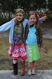 the wright girls wacky tacky and western day