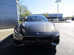 maserati car 2018 2018 maserati ghibli in troy mi united states for sale on jamesedition