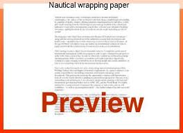 nautical wrapping paper nautical wrapping paper coursework writing service