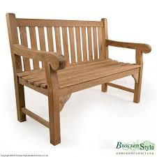 Teak Garden Benches 2 Seater Teak Garden Bench