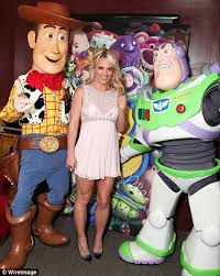 britney spears dolls toy story 3 premiere pretty
