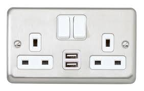 ls with usb outlets usb integrated socket outlet