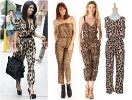 cheetah print jumpsuit fashion ways to wear leopard print in summer