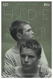 extra large movie poster image for hide your smiling faces movie