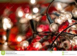 Red And White Christmas Lights by White Christmas Lights Background Stock Photo Image 48019539