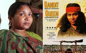 film queen to play bandit queens indian gangster to play herself in film of her life