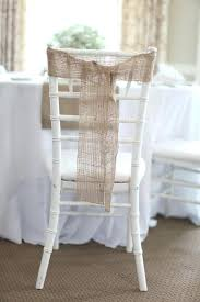 ruffled chair covers burlap chair cover ruffled burlap chair cover rentals burlap